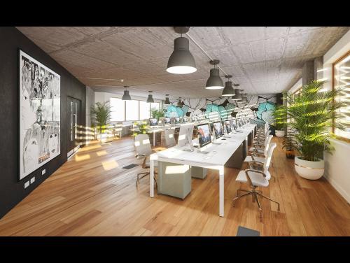 Kreativ House  Old Street Office Space - N1