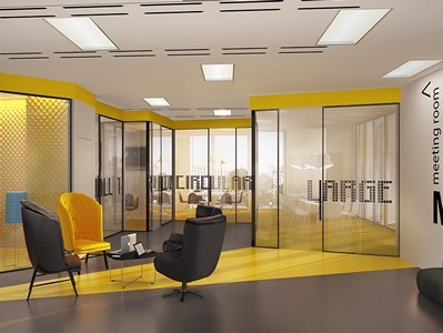 Finsbury Square Office Space - EC2A