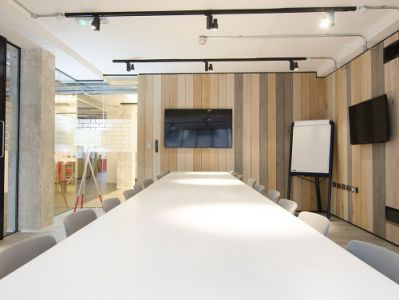 Bonhill Street Office Space - EC2A