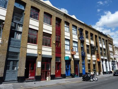 Leonard Street Office Space - EC2A