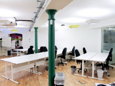 Paul Street Office Space - EC2A