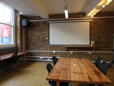Willow Street Office Space - EC2A