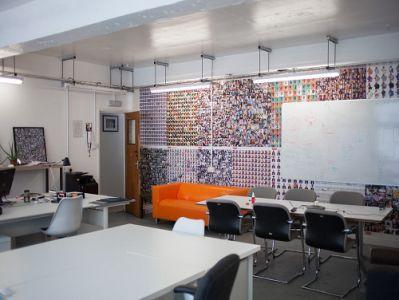 Rivington Street Office Space - EC2A 3DT