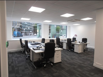 Great Eastern Street Office Space - EC2A