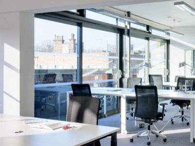 Rivington Street Office Space - EC2A